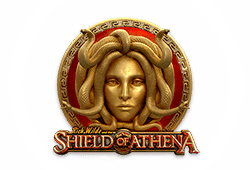 Play'n GO - Rich Wilde and the Shield of Athena slot logo