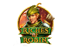 Play'n GO Riches of Robin logo