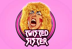 Play'n GO - Twisted Sister slot logo