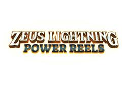 Red tiger gaming - Zeus Lightning Power Reels slot logo