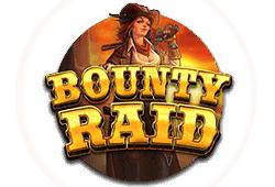 Red tiger gaming - Bounty Raid slot logo
