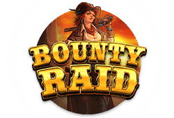 Red tiger gaming Bounty Raid logo