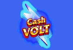 Red tiger gaming - Cash Volt slot logo