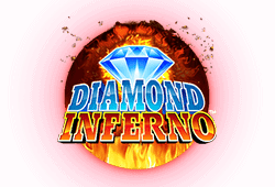 Microgaming Diamond Inferno logo