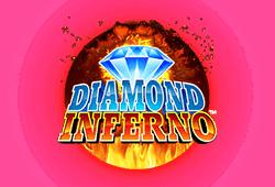 Microgaming Diamond Inferno logo