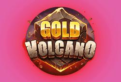 Play'n GO - Gold Volcano slot logo
