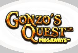 Netent - Gonzo's Quest Megaways slot logo