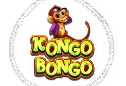 Tom Horn Gaming - Kongo Bongo slot logo