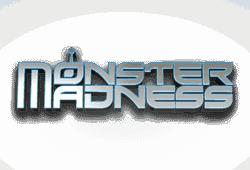 Tom Horn Gaming - Monster Madness slot logo
