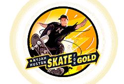 Play'n GO - Nyjah Huston - Skate For Gold slot logo