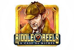 Play Riddle Reels: A Case of Riches bitcoin slot for free