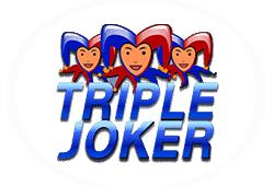 Tom Horn Gaming - Triple Joker slot logo