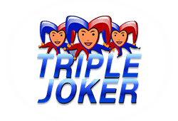Tom Horn Gaming Triple Joker logo