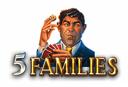 Play 5 Families bitcoin slot for free