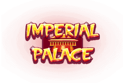 Red tiger gaming - Imperial Palace slot logo
