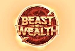 Play'n GO - Beast of Wealth slot logo