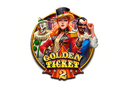 Play'n GO Golden Ticket 2 logo
