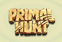 Betsoft - Primal Hunt slot logo