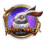 Play Rabbit Hold Riches bitcoin slot for free