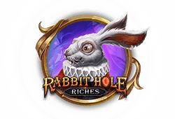 Play'n GO Rabbit Hole Riches logo