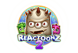 Play'n GO Reactoonz 2 logo