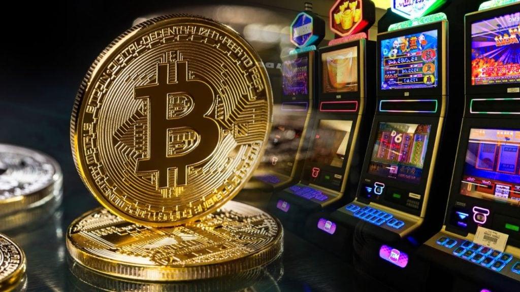 Bitcoin slots machines