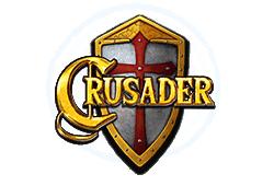 Elk Studios Crusader logo