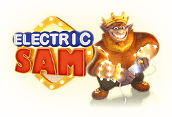 Elk Studios Electric Sam logo