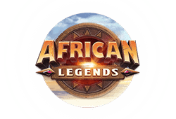 Microgaming African Legends logo