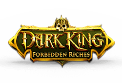 Netent Dark King: Forbidden Riches logo