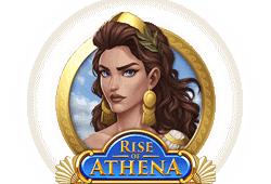 Play'n GO Rise of Athena logo