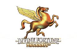 Netent Divine Fortune Megaways logo