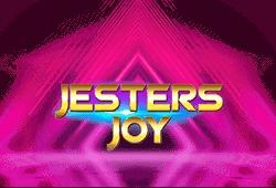 booming games - Jesters Joy slot logo