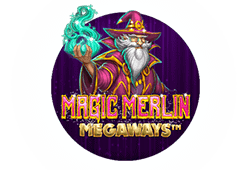 Microgaming Magic Merlin Megaways logo