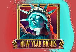 Play'n GO New Year Riches logo