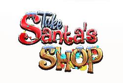 Betsoft Take Santa's Shop logo