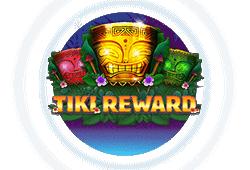 Microgaming Tiki Reward logo