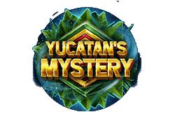 Red tiger gaming - Yucatan's Mystery slot logo
