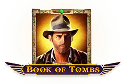 Play Book of Tombs bitcoin slot for free