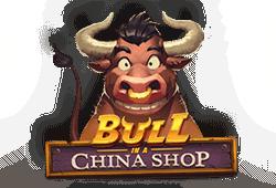 Play'n GO Bull in a China Shop logo
