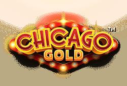 Tom Horn Gaming - Chicago Gold slot logo