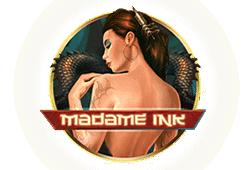Play'n GO Madame Ink logo