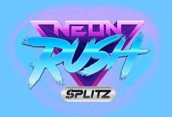 Yggdrasil Neon Rush logo