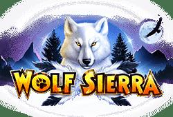 Tom Horn Gaming - Wolf Sierra slot logo